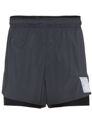 Satisfy Long Distance 3 Shorts Grey