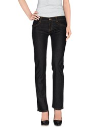 Pirelli Pzero Denim Denim Trousers Women Black