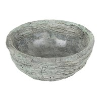Amara Ridged Rock Bowl