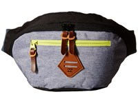 Billabong Java Waistpack Steel Bags Silver
