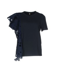 1 One T Shirts Dark Blue