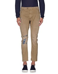 Meltin Pot Trousers Casual Trousers Men Khaki