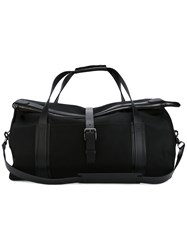 Mismo Buckled Holdall Black