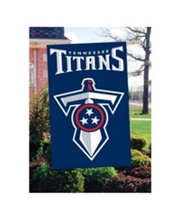 Party Animal Tennessee Titans Applique House Flag Team Color