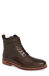 Ted Baker London Axtoni Boot Brown Leather