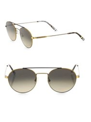 Etnia Barcelona Vintage Born Sun 50Mm Round Sunglasses Bronze