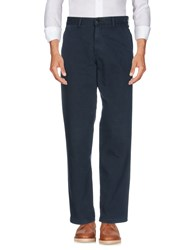 Zegna Sport Casual Pants Dark Blue