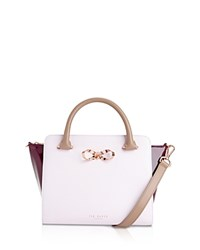 Ted Baker Patsey Bow Color Block Satchel