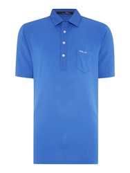 Rlx Ralph Lauren Pocket Polo Blue