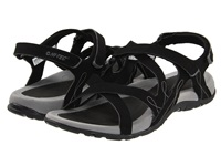 Hi Tec Waimea Falls Black Grey Women's Sandals