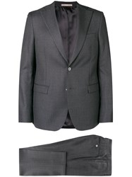 Paoloni Two Piece Suit Grey