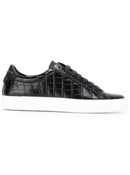 Givenchy Classic Low Top Sneakers Black