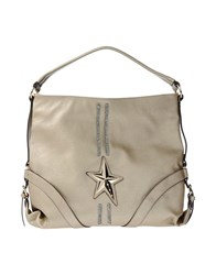 Thierry Mugler Bags Handbags Women Platinum