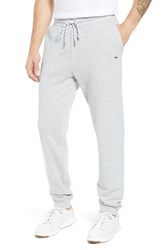 Vineyard Vines Heritage French Terry Knit Jogger Pants Gray Heather