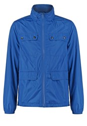 Your Turn Summer Jacket Royal Blue