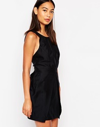 Finders Keepers Act Naturally Dress Black