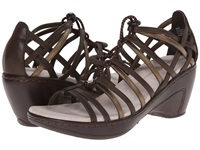 J 41 Augustine Brown Women's Wedge Shoes