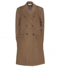 Michael Kors Wool Cape Brown