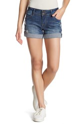 Hudson Jeans Ruby Mid Thigh Shorts Matchmaker