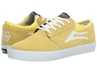 Lakai Griffin X Krooked Dusty Yellow Suede Men's Shoes