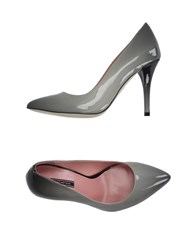 Fornarina Footwear Courts Women Light Grey