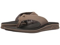 Reef Rover Tan Black Men's Sandals Multi