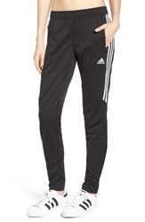 Adidas Women's Trio 17 Training Pants Black White White