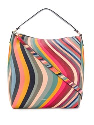 Paul Smith Swirl Print Hobo Bag 60