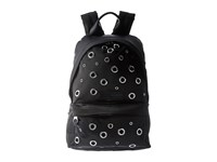Mcq By Alexander Mcqueen Grommet Classic Backpack Black Backpack Bags
