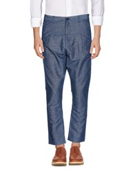 Selected Homme Casual Pants Blue