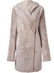 Sylvie Schimmel 'Cortina' Coat Grey