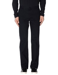 Lacoste Trousers Casual Trousers Men Dark Blue
