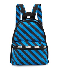 Le Sport Sac Lesportsac Basic Striped Backpack Ace Stripe