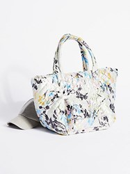 Free People Dreamspun Quilted Tote By