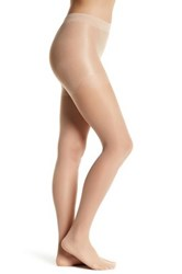 Shimera Sheer Control Top Tight Beige