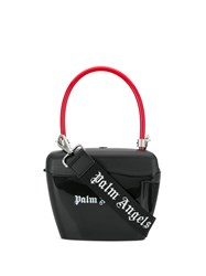 Palm Angels Padlock Bag Black