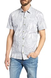 Kahala Tuna Tornado Trim Fit Sport Shirt Natural