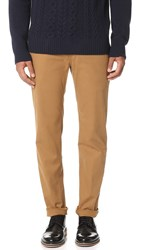 Ben Sherman Slim Stretch Chino Pants Spice Mix