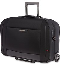 Samsonite Prod Dlx 4 Garment Bag Black
