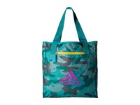 Adidas Studio Ii Tote Sport Camo Shock Green Flash Pink Shock Yellow Tote Handbags