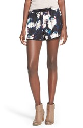 Junior Women's Rvca 'Show Me More' Shorts
