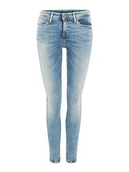 Tommy Hilfiger Como Nora Jeans Navy