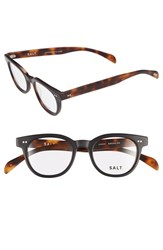 Women's Salt 'James' 47Mm Optical Glasses Blonde Havana