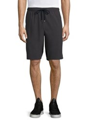 Vilebrequin Cannes Woven Shorts Navy Grey