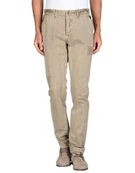 Fred Mello Trousers Casual Trousers Men Dark Brown