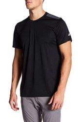 Adidas Climate Performance Short Sleeve Tee Black