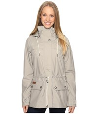 Columbia Remoteness Jacket Flint Grey Women's Coat Multi