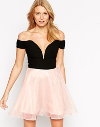 Rare Sweetheart Off Shoulder Prom Dress Blackpink