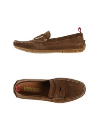 Moschino Moccasins Brown