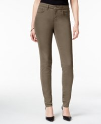 Styleandco. Style Co. Curvy Fit Skinny Jeans Only At Macy's Warm Taupe
